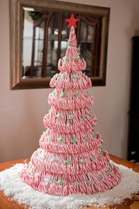 Christmas Tree with Candy Canes
