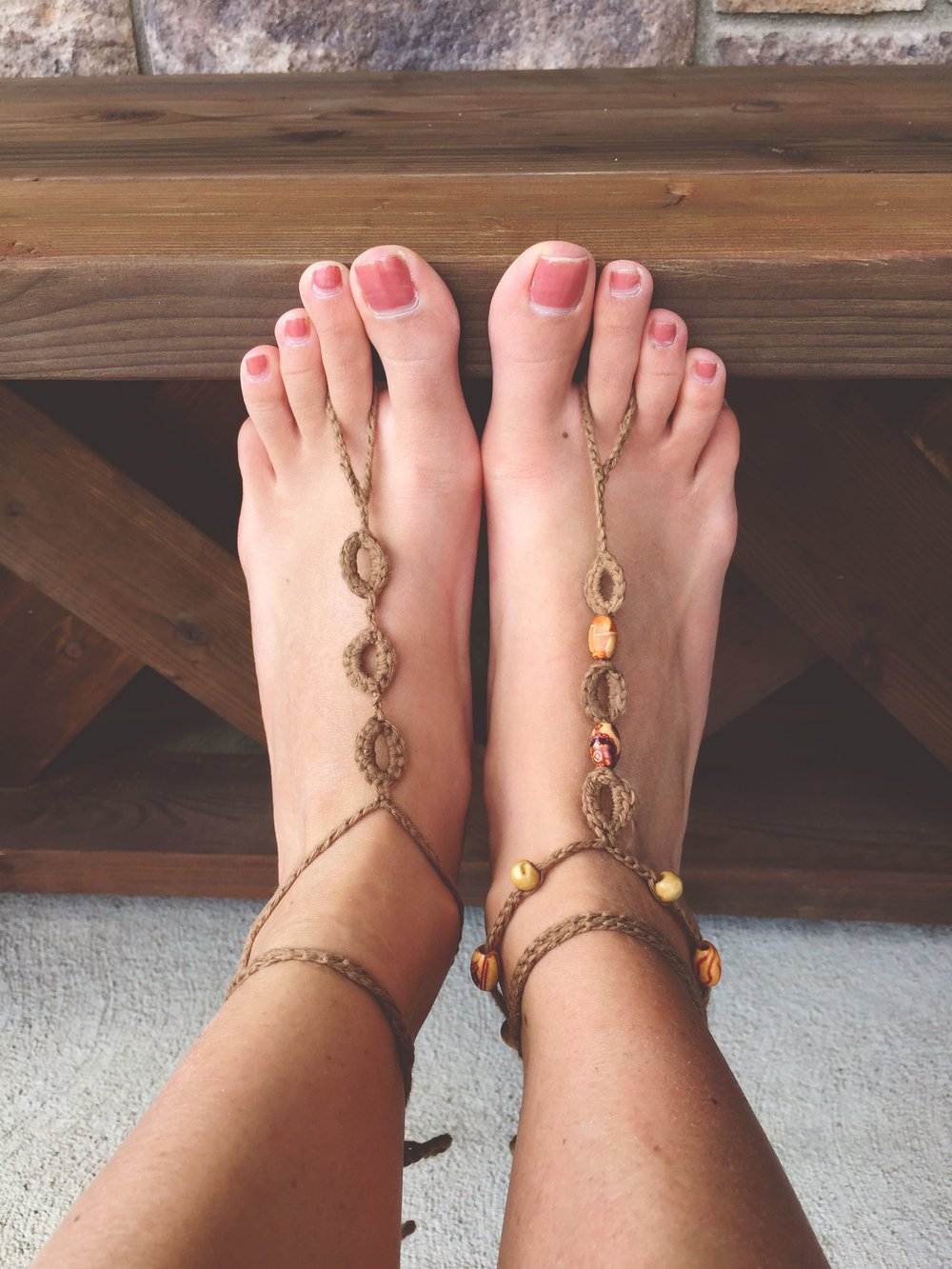 31 Free Crochet Barefoot Sandal Patterns | Guide Patterns