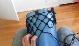 Paracord Drawstring Pouch Instructions