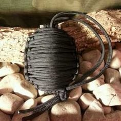 Paracord Grenade Pouch