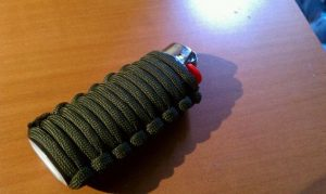 Paracord Pouch for Lighter