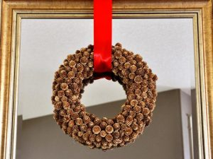 Pine Cone Wreath Image