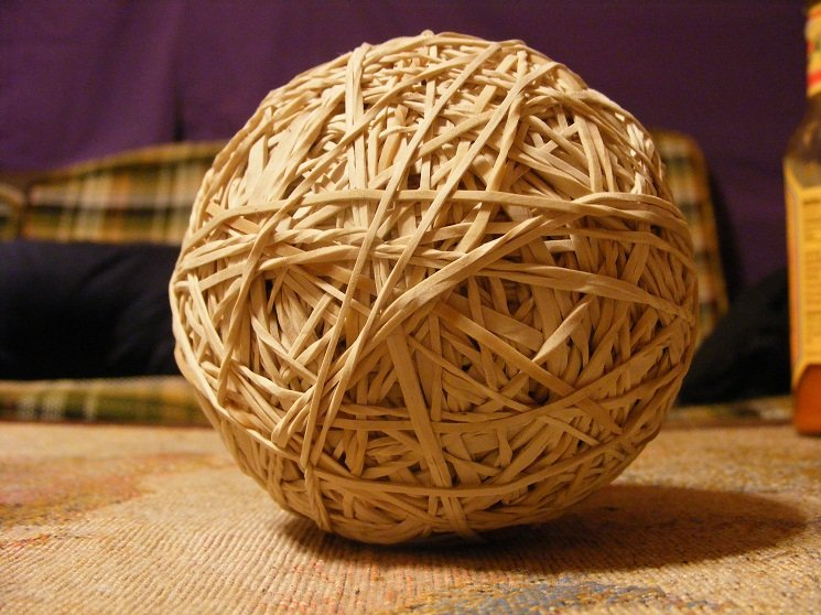 how to make a rubber band ball  21 ways