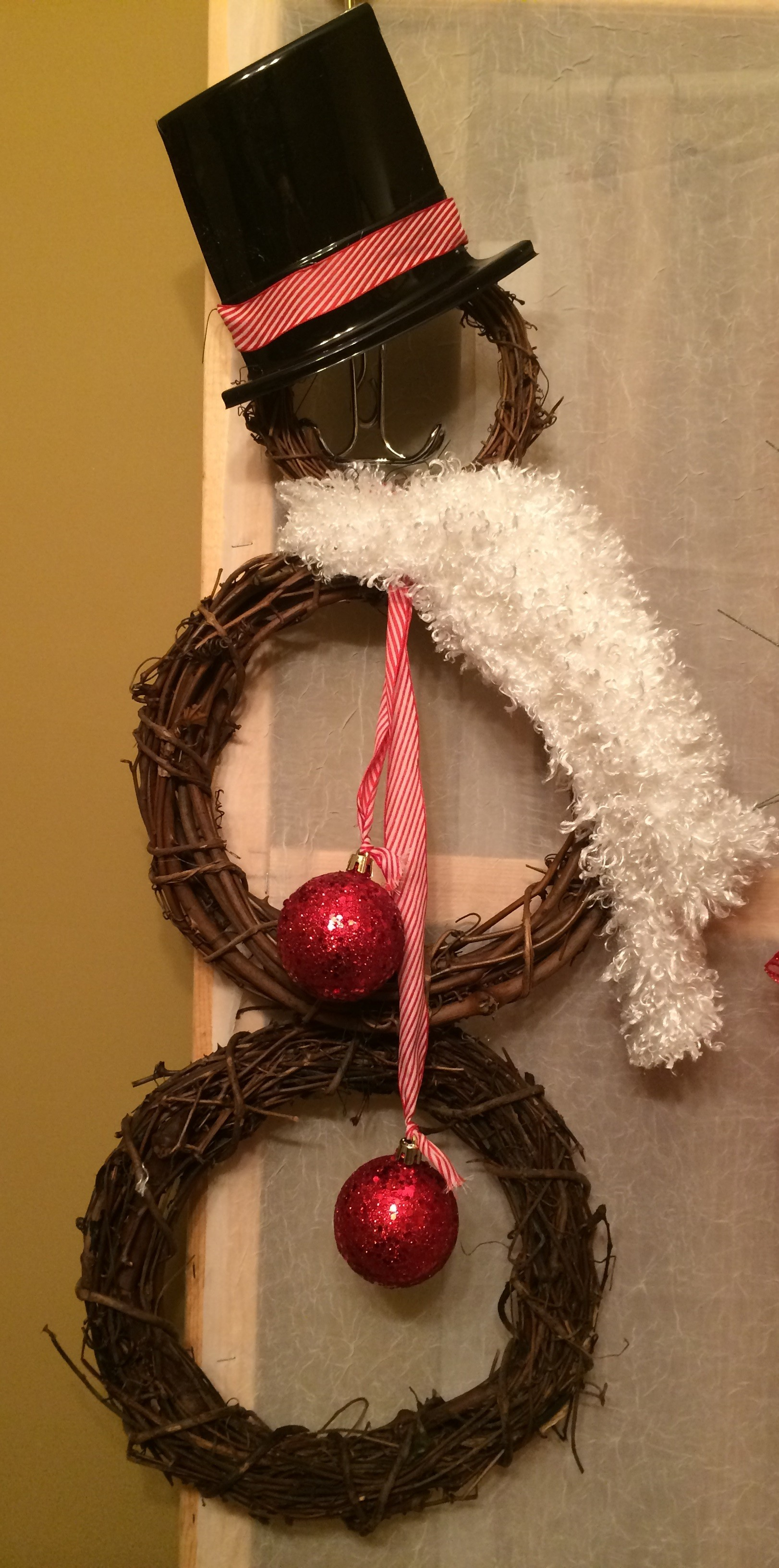 Thank you for including my cork and pencil wreath in your wreath round-up. And thanks for all the awesome wreath ideas. Have a great week!