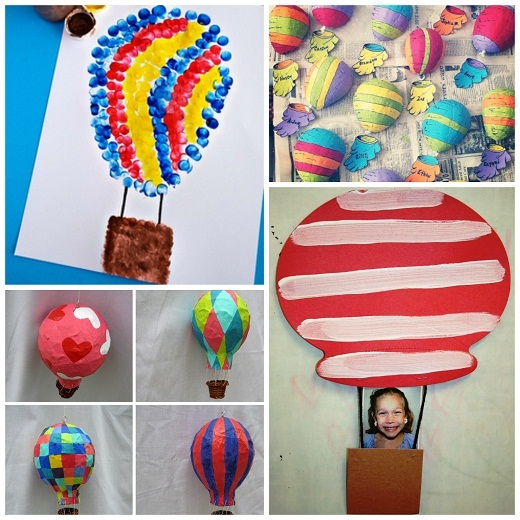 Balloon Crafts Guide Patterns