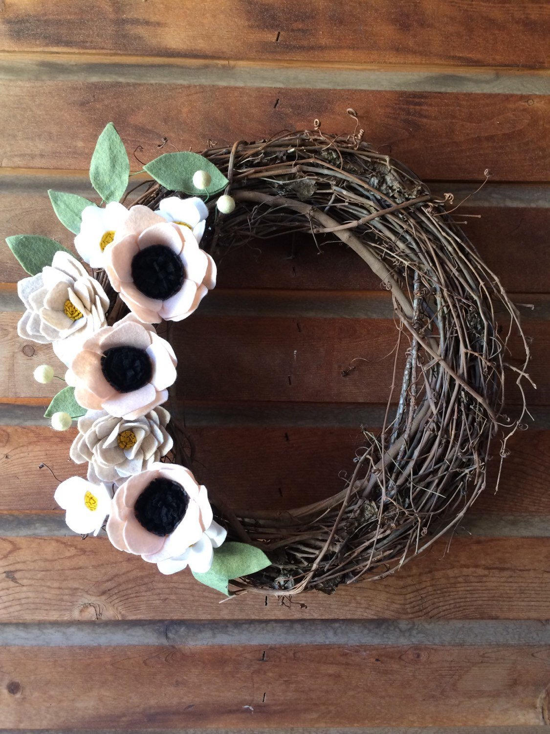 Spring Door Wreaths Diy