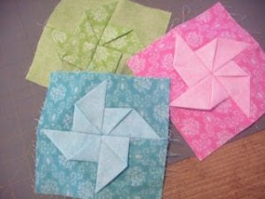 Pinwheel Quilt Blocks
