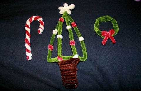 fuzzy sticks craft ideas 12 diys to make a pipe cleaner tree guide patterns 4539