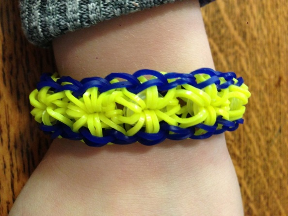 starburst loom bracelet instructions