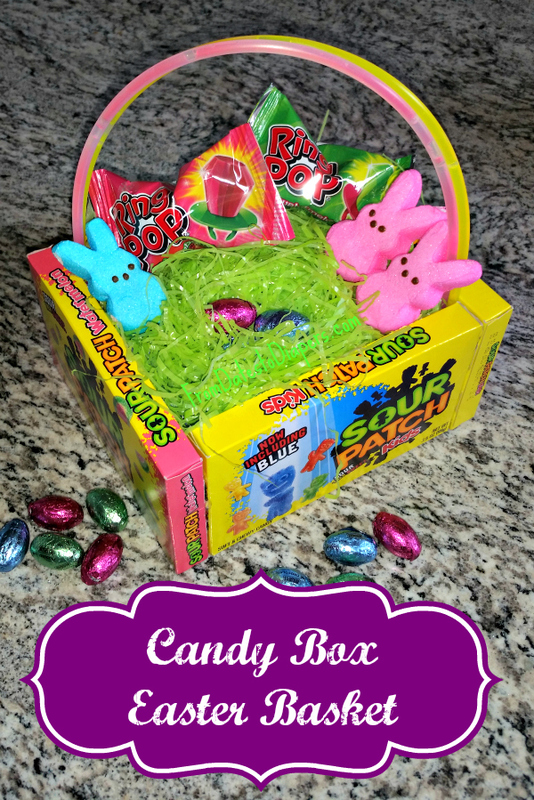 8 ideas to make cute candy easter baskets guide patterns easter candy basket negle Choice Image