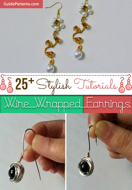 Wire Wred Earring Tutorial