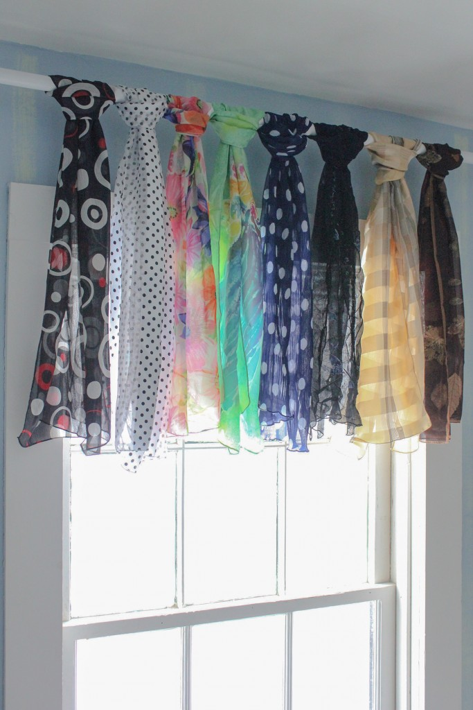 Balloon Valance Diy No Sew