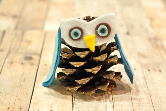 6 Creative Ideas For Diy Pine Cone Owls Guide Patterns