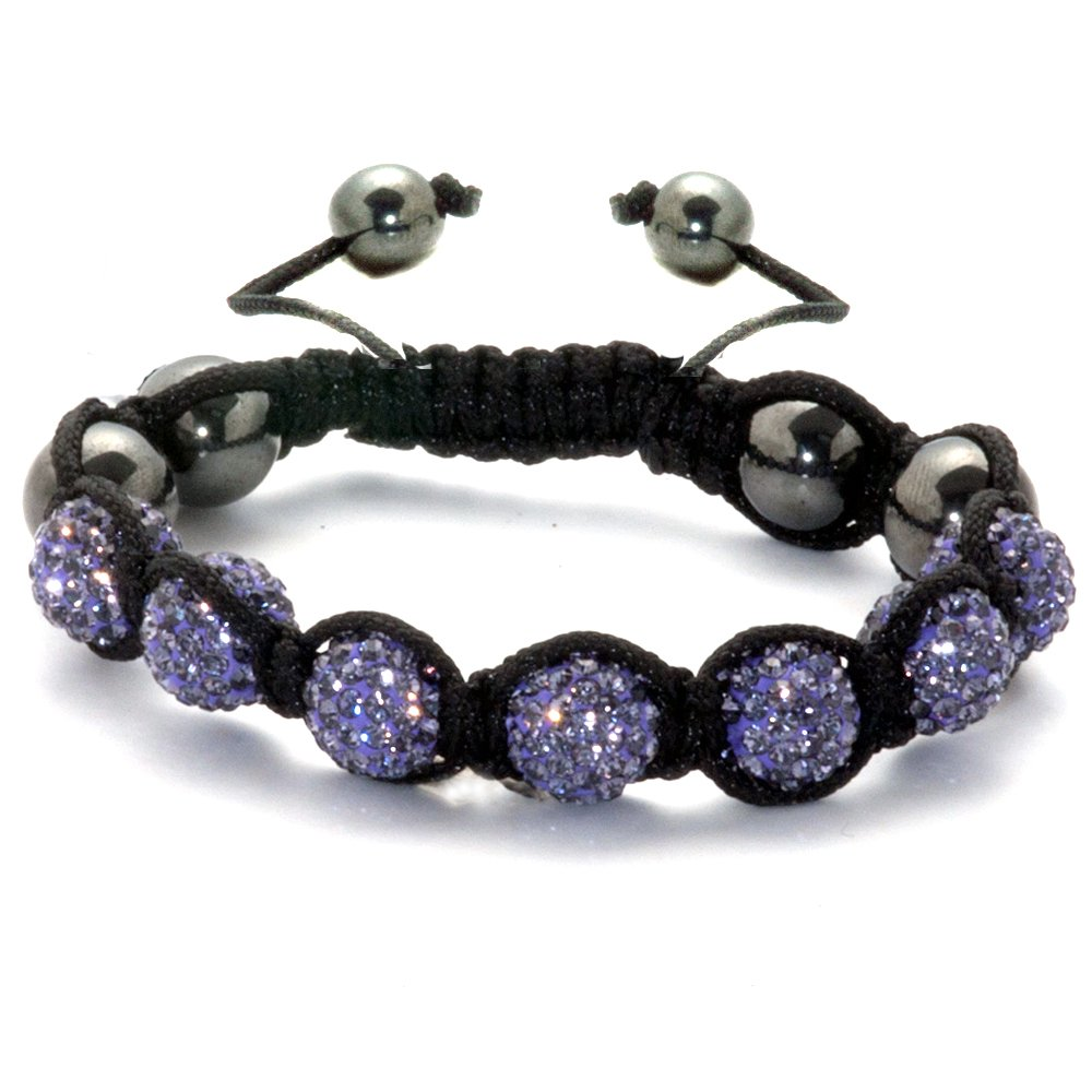 15 Tutorials To Make A Shamballa Bracelet Guide Patterns
