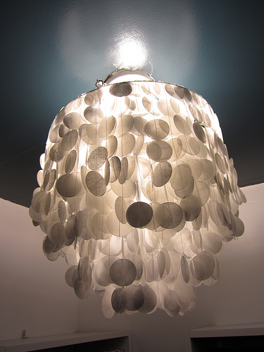 10 Diy Capiz Shell Chandeliers Guide Patterns