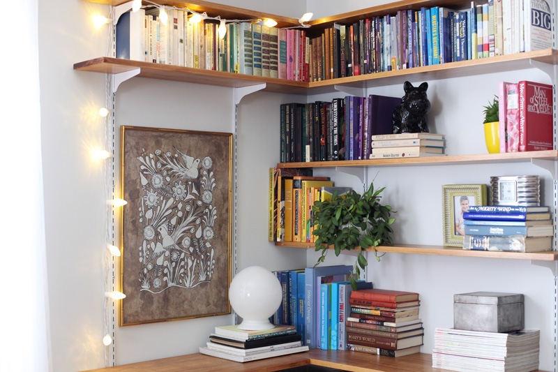 corner bookcase love white shelf bookshelf pottery stunning barn ideas