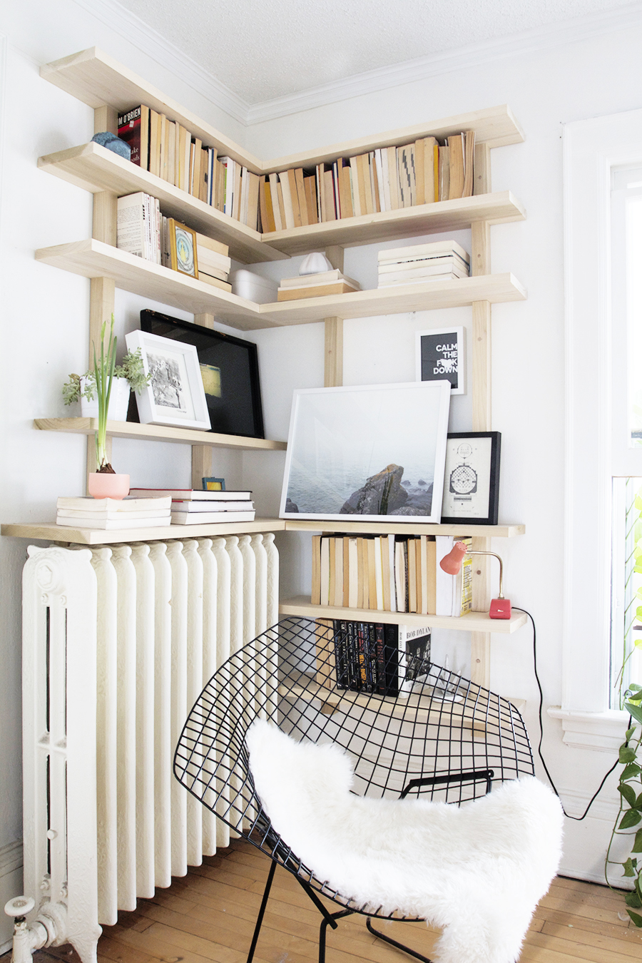 How To Make A Corner Bookshelf 58 Diy Methods Guide
