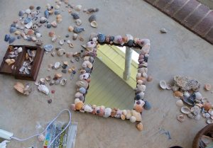 23 Striking Shell Mirror Designs With Tutorials Guide Patterns