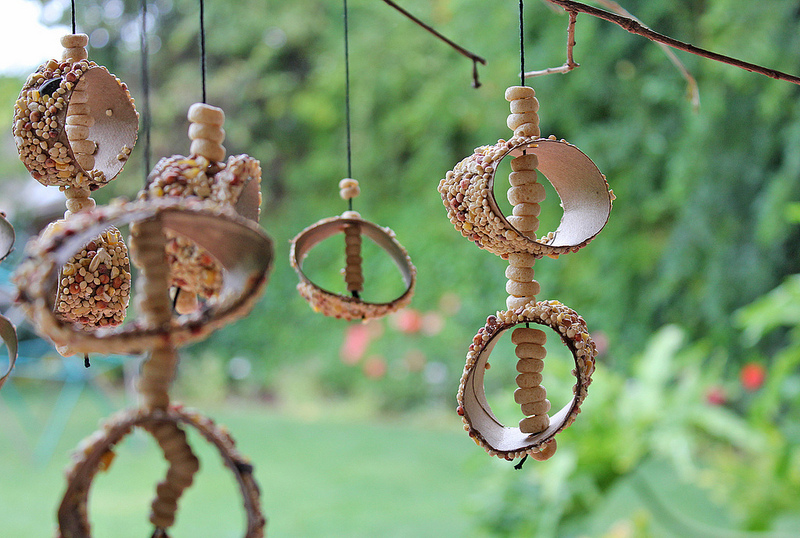 Cheerio Bird Feeder 8 Fun Tutorials Guide Patterns