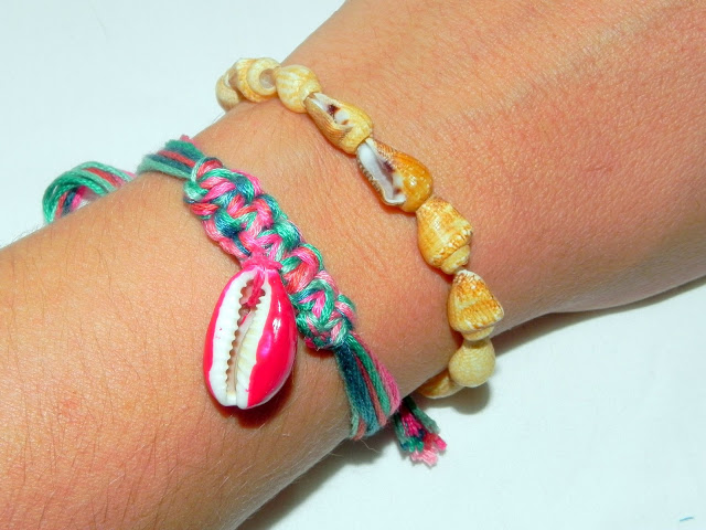 15 Diys To Make Stylish Seashell Bracelets Guide Patterns