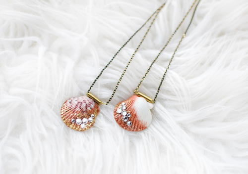 34 cool ways to make shell necklaces guide patterns aloadofball