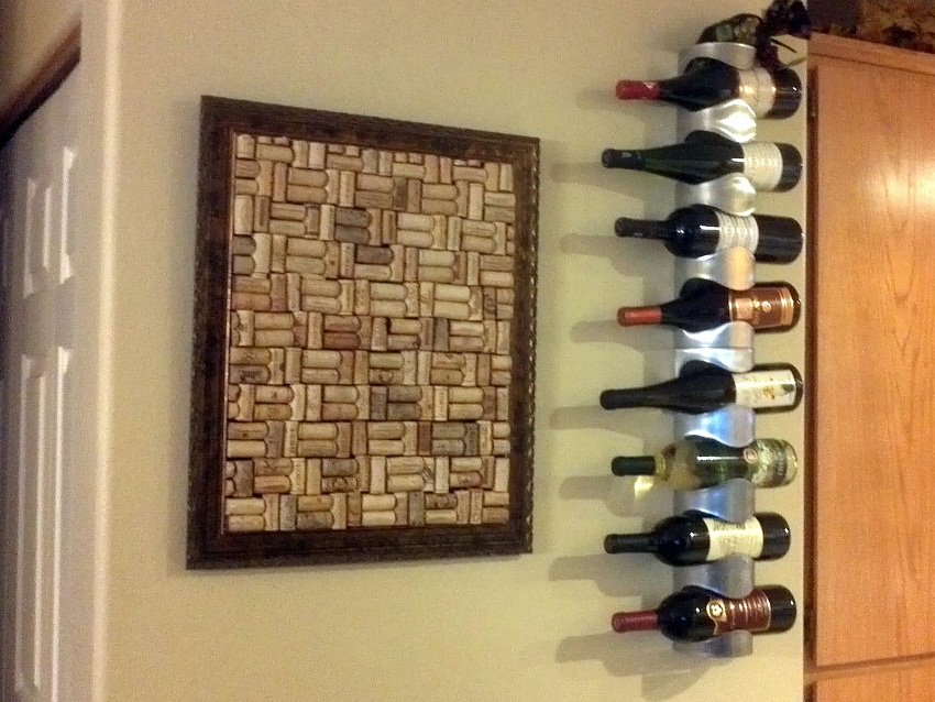 21 Super Cool Ideas For Wine Cork Board Guide Patterns