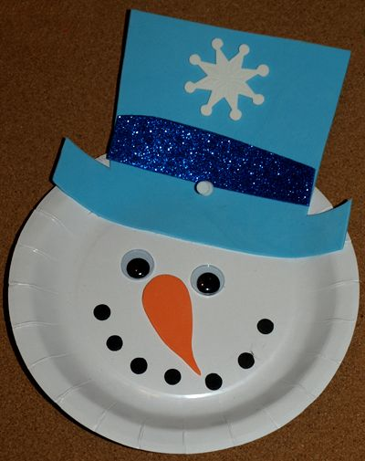 Winter Craft Idea For Kids