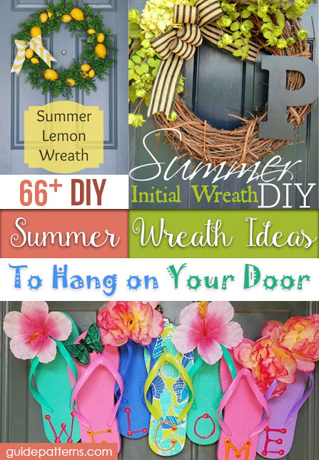 Diy Wreaths For Summer