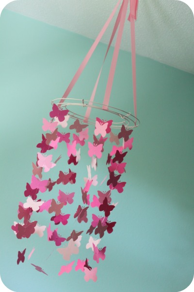 25 Easy Diys To Make A Butterfly Mobile Guide Patterns