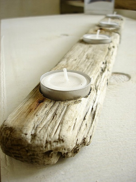 6 Ways To Make A Driftwood Candle Holder Guide Patterns