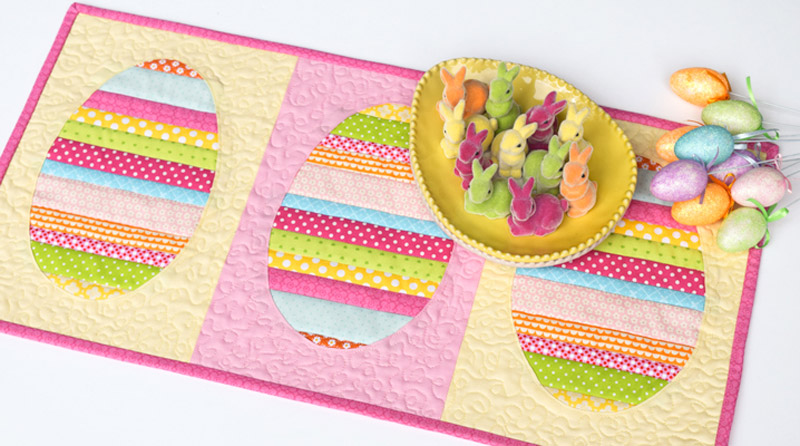 17 Free Easter Table Runner Patterns Guide Patterns