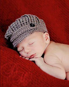 45df14a2e1f 69+ Creative Patterns of Crochet Baby Hats
