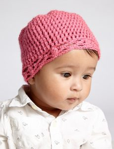 51463395ce5 69+ Creative Patterns of Crochet Baby Hats