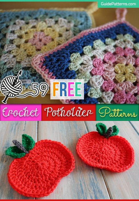 59 free crochet potholder patterns guide patterns easy crochet potholder patterns dt1010fo