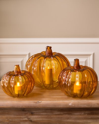 12 Diy Pumpkin Candle Holders That You Can Make Guide