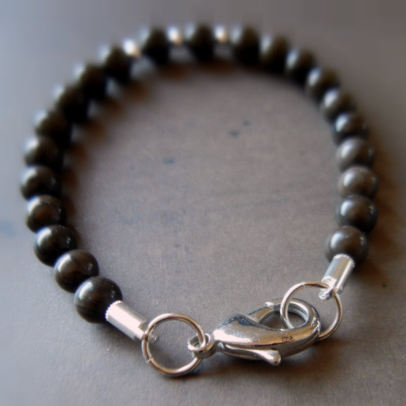 Men's beaded bracelets have been around for almost as long as the very existence of humanity. While most other pieces in a man's wardrobe are purely practical, bracelets offer the unique privilege for the modern man to accessorize and show off his style.