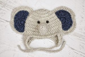 89849c04a7ccc Newborn Crochet Baby Hat Patterns with Earflaps