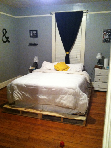 27+ DIYs to make Bed Frames out of Pallets | Guide Patterns
