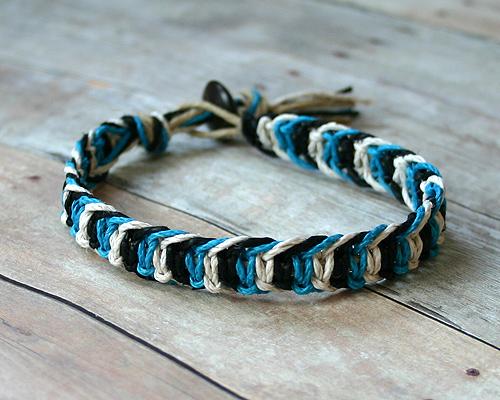 27 Cool Designs For Hemp Bracelets Guide Patterns