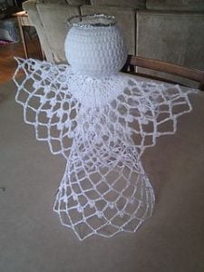How To Make An Angel Tree Topper 48 Diys Guide Patterns