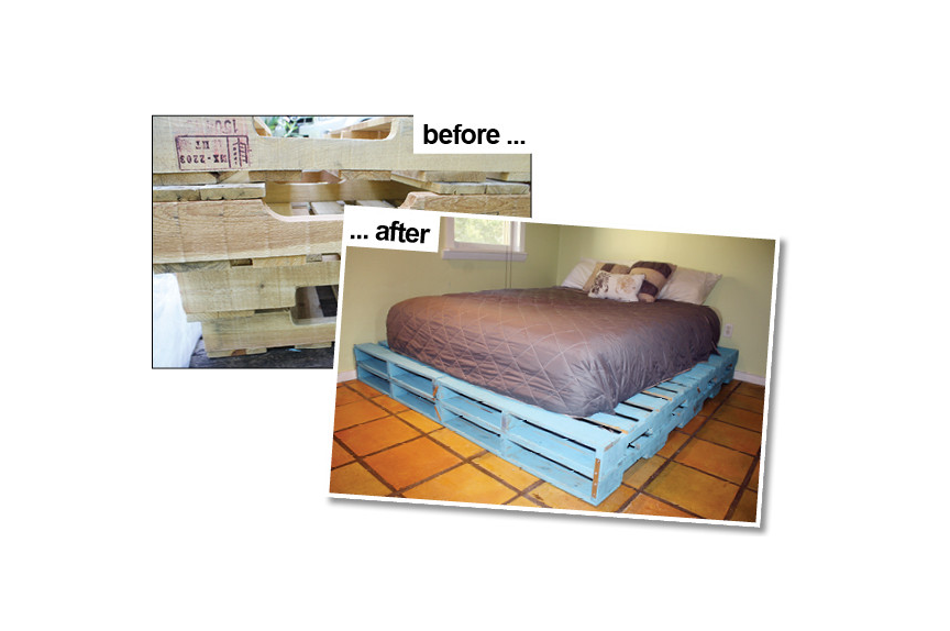 27 Diys To Make Bed Frames Out Of Pallets Guide Patterns