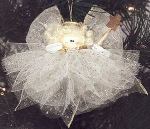 Diy Christmas Angels Ornaments.How To Make An Angel Tree Topper 48 Diys Guide Patterns
