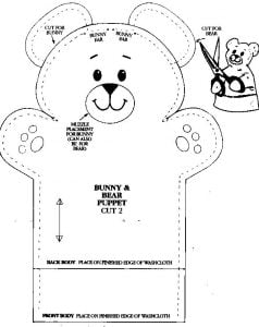 76+ DIY Finger Puppets Instruction, Printable Templates and Patterns ...