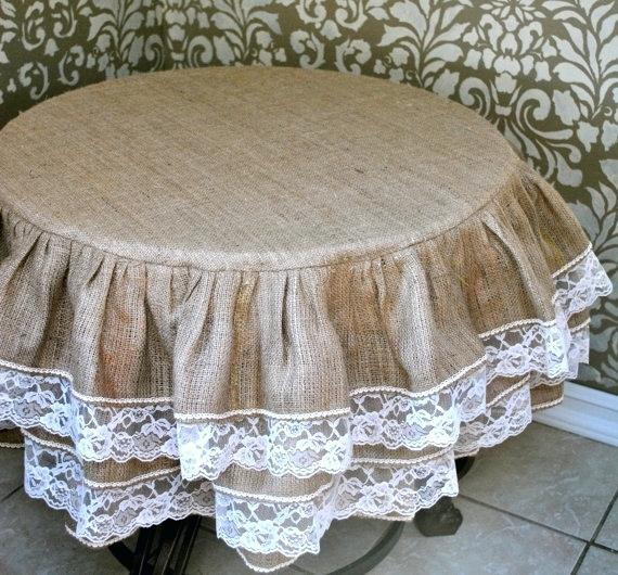9 Ideas For Making Burlap Tablecloths Guide Patterns