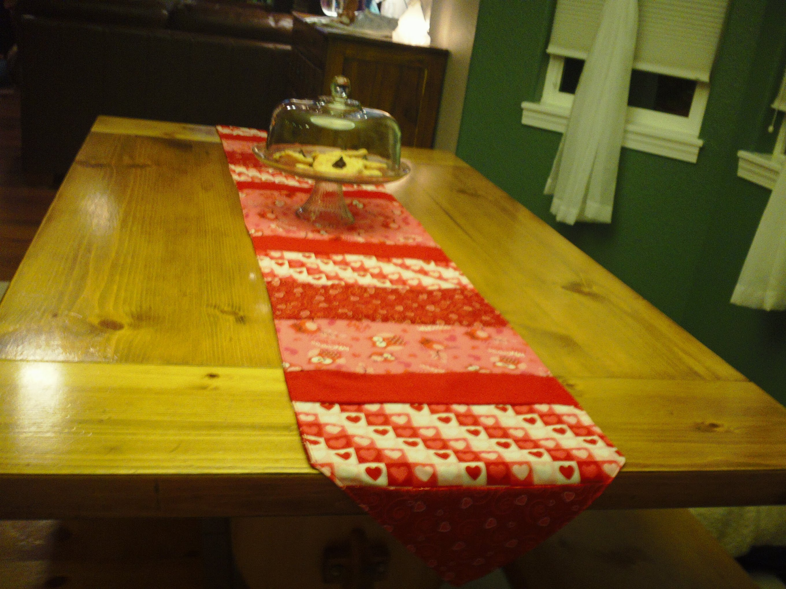 33 free patterns for making a christmas table runner guide patterns