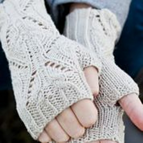 48 Knitting Patterns For Fingerless Gloves Guide Patterns
