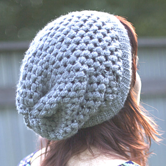 21+ Slouchy Beanie Crochet Patterns for Beginners b6988dc4271