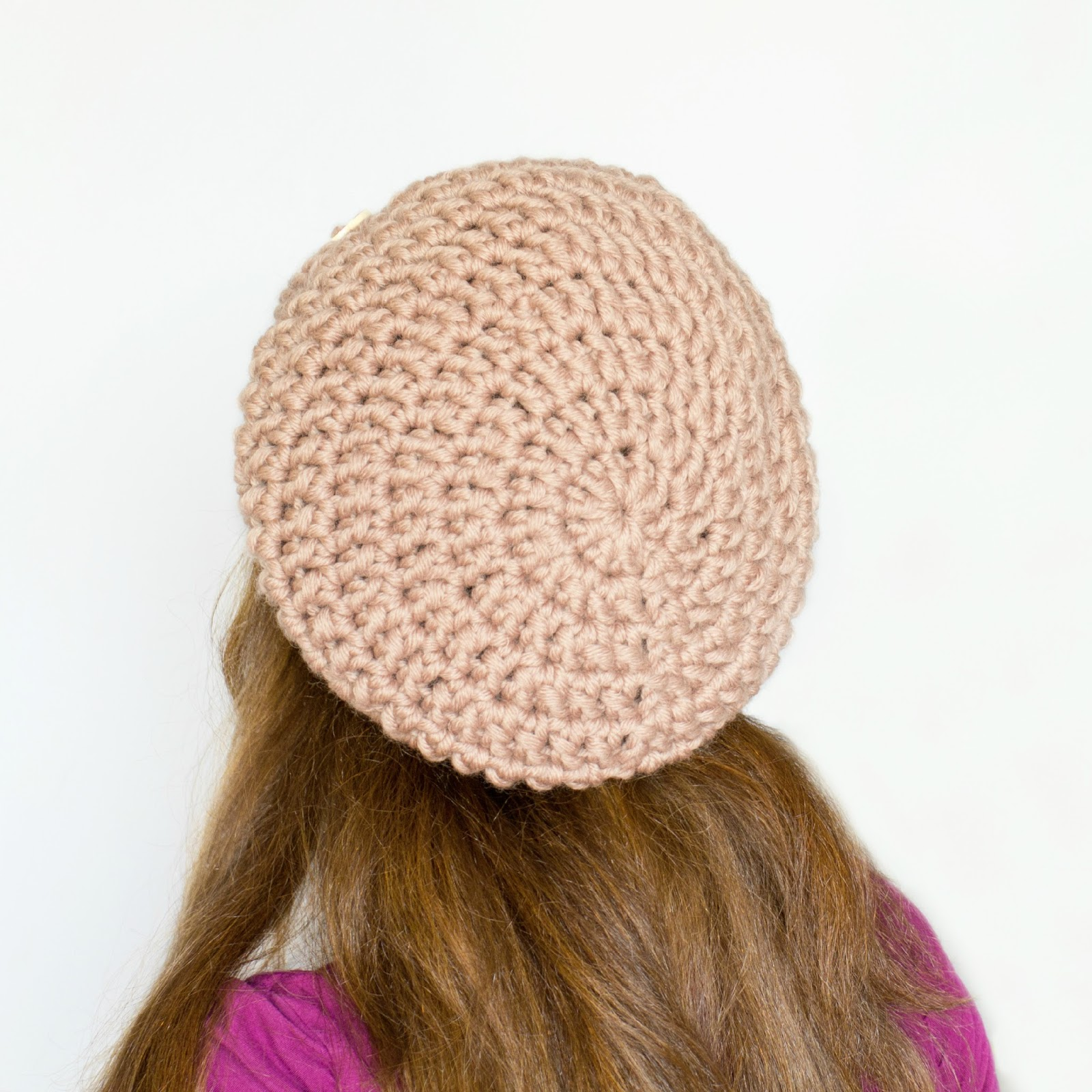 21 Slouchy Beanie Crochet Patterns For Beginners