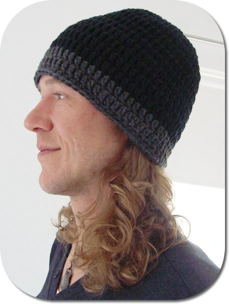 21+ Slouchy Beanie Crochet Patterns for Beginners, Intermediates ...
