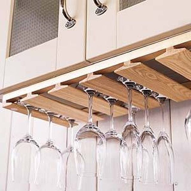 33 Diy Wine Gl Racks Guide Patterns